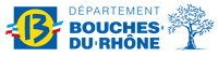 Logo Bouches-du-Rhône
