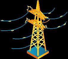 cables ouverture compteur electrique